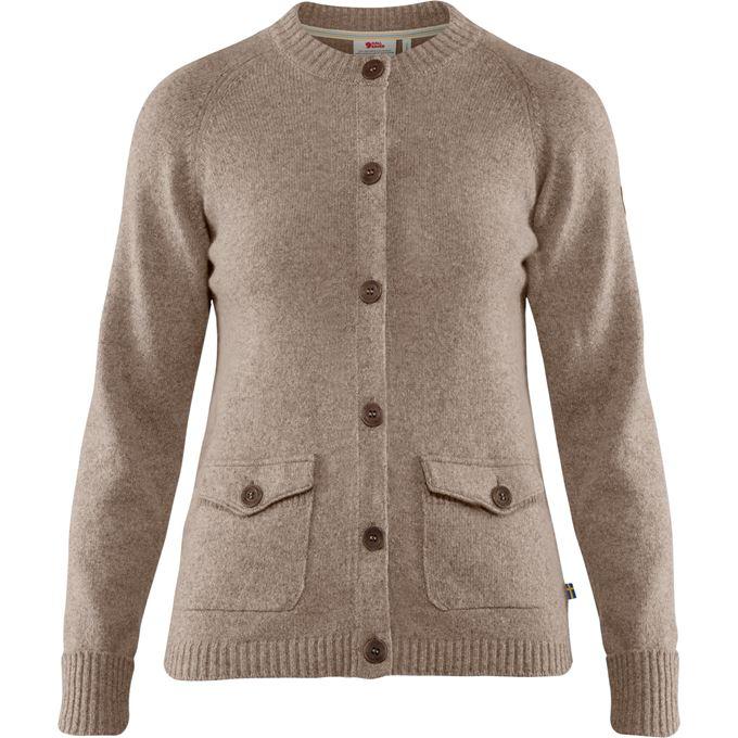 Greenland Re-Wool Cardigan W