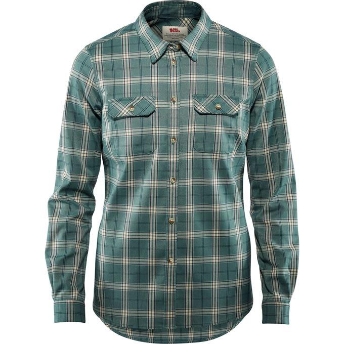 Fjällglim Stretch Shirt LS W