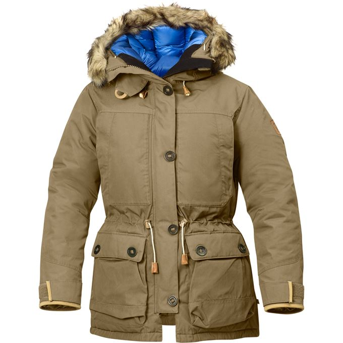 Expedition Down Parka No. 1 W