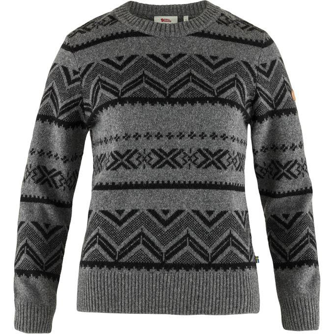 Greenland Re-Wool Pattern Knit W