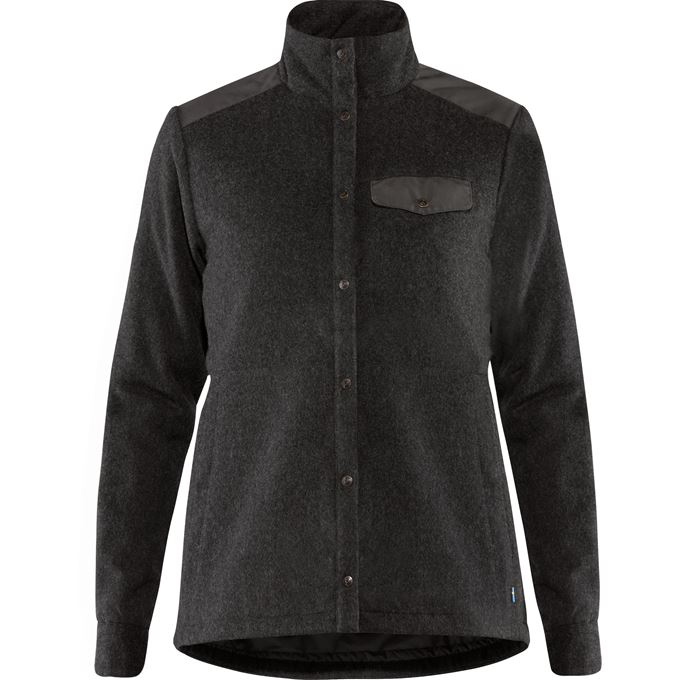 Canada Wool Padded Jacket W