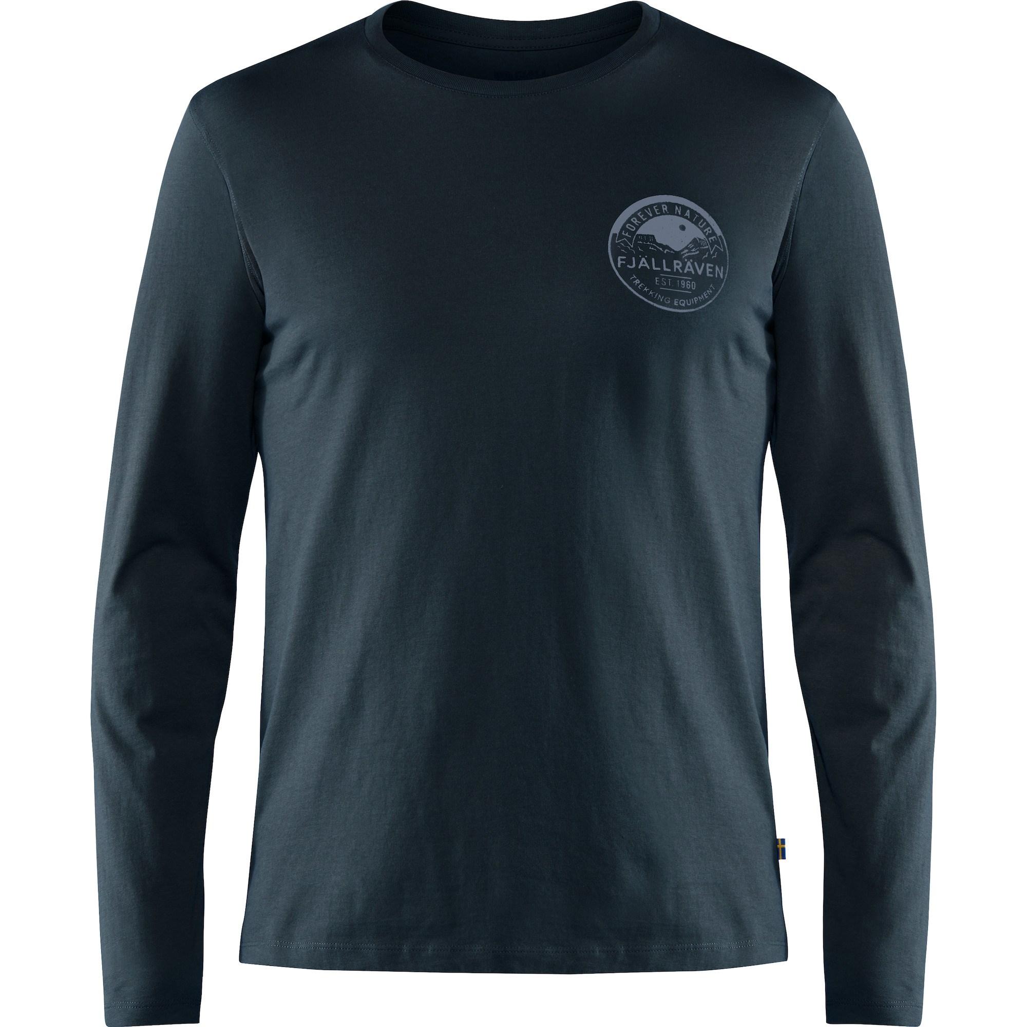 WINTER SALE! Fjallraven Nature Badge T-Shirt Green