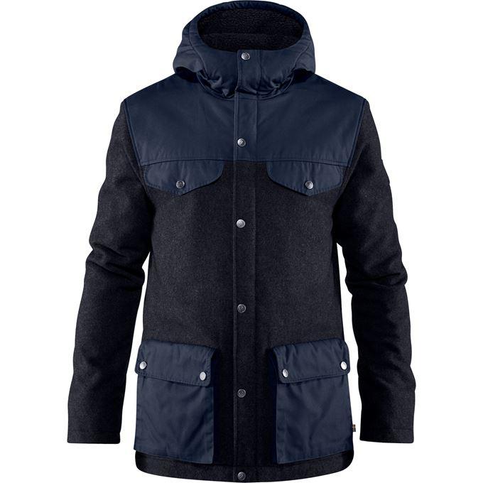 Greenland Re-Wool Jacket M