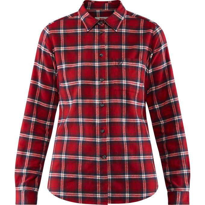 Övik Flannel Shirt W