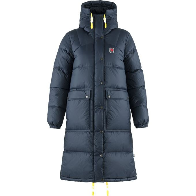 Expedition Long Down Parka W