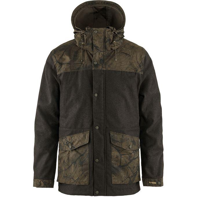 Varmland Wool Jacket M