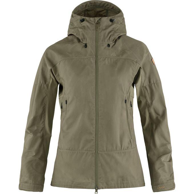 Abisko Lite Trekking Jacket W