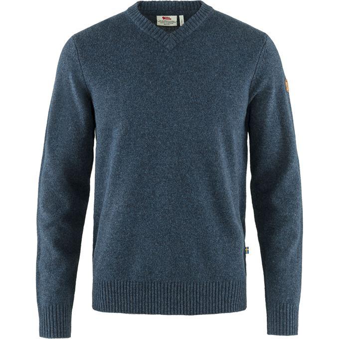 Ovik V-neck Sweater M
