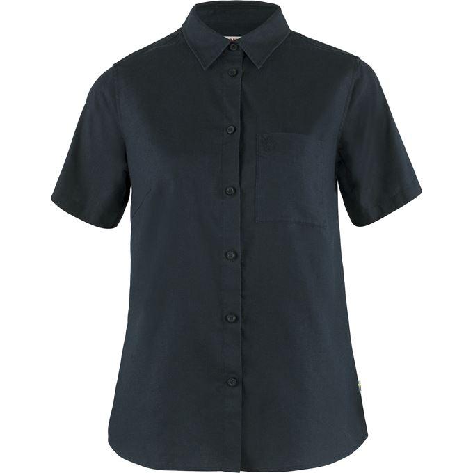 Ovik Travel Shirt SS W