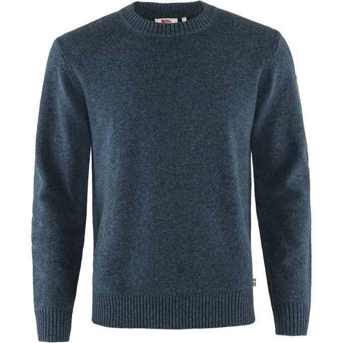 Ovik Round-neck Sweater M