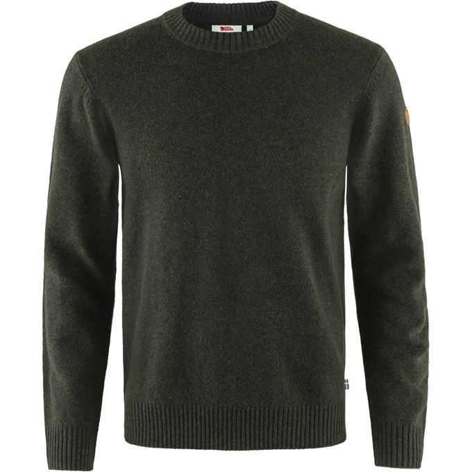 Övik Round-neck Sweater M