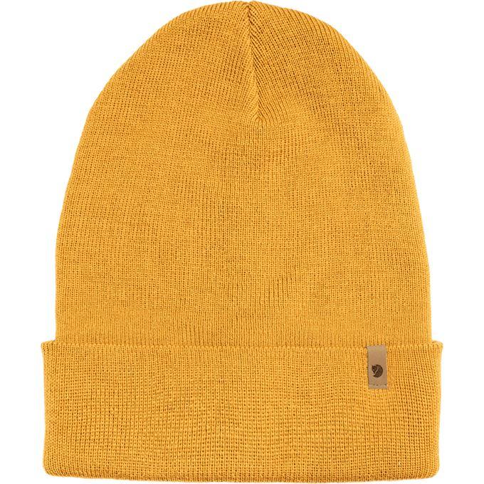 Fjällräven Classic Knit Hat Caps, hats & beanies orange, yellow Unisex