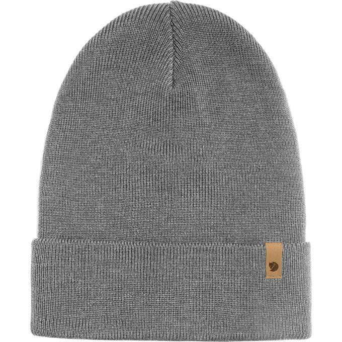Fjällräven Classic Knit Hat Caps, hats & beanies Grey Unisex