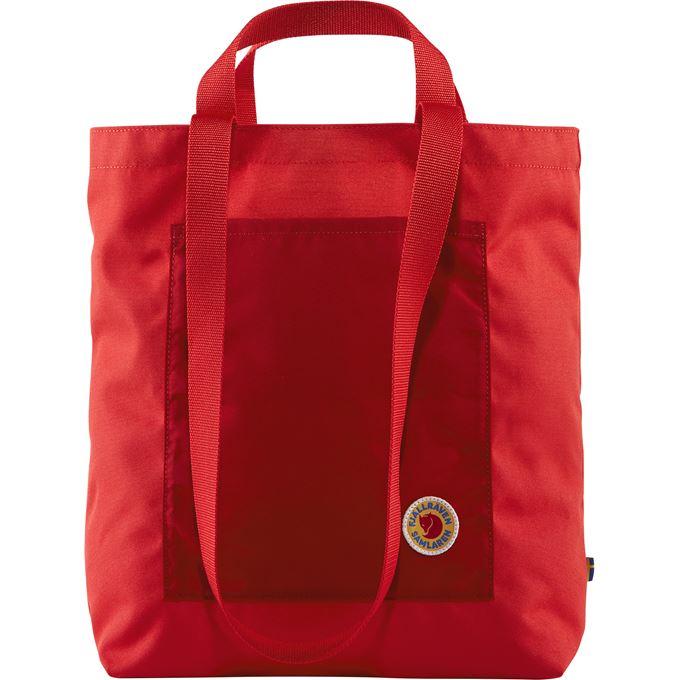 Fjällräven Samlaren Totepack 1 b Daypacks Red Unisex
