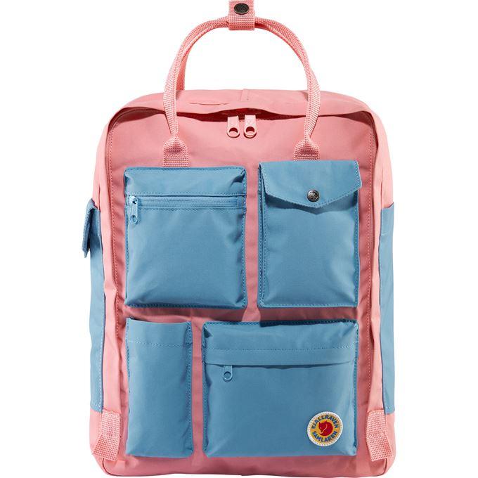 Fjällräven Samlaren Kånken 1d Kånken bags Blue, Pink Unisex