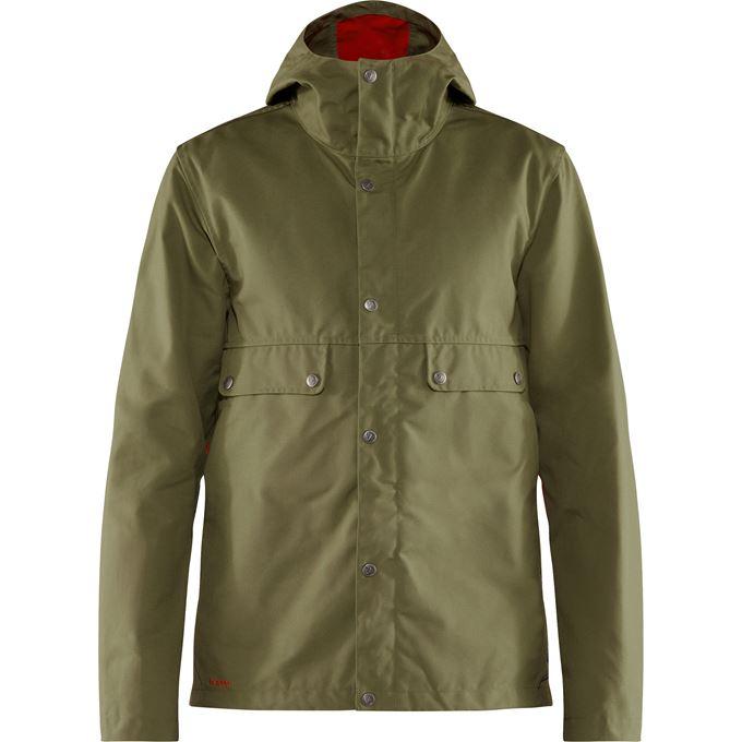 Fjällräven Samlaren Jacket 1C M Outdoor jackets Green Men's