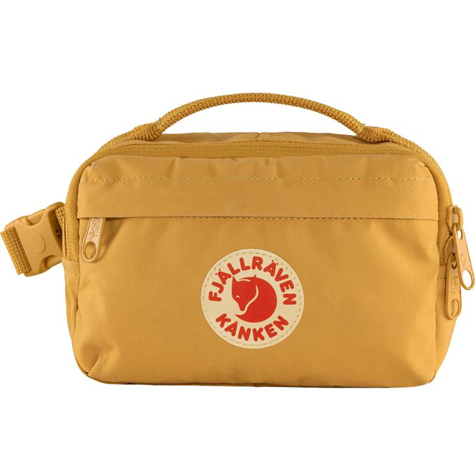 Fjällräven Kånken Hip Pack Daypacks Yellow Unisex