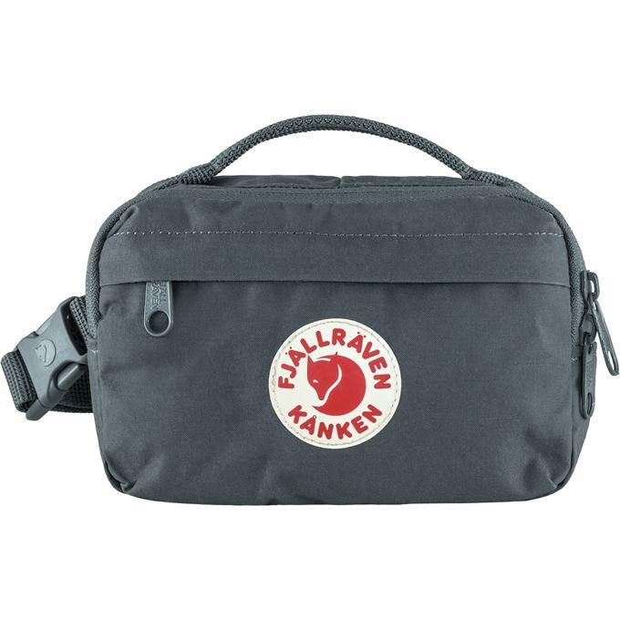 Fjällräven Kånken Hip Pack Daypacks Grey Unisex