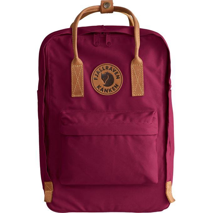 "Fjällräven Kånken No. 2 Laptop 15"" Laptop bags Purple Unisex"