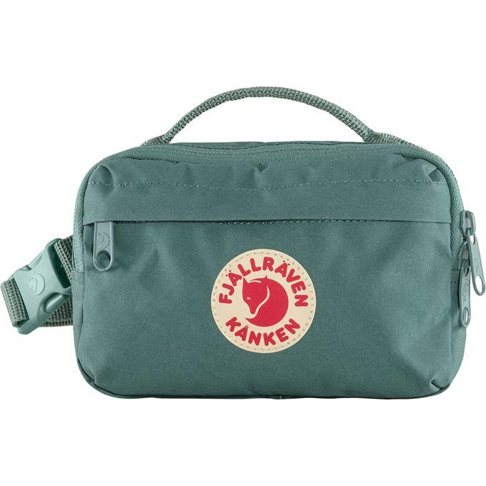 Fjällräven Kånken Hip Pack Daypacks Turquoise Unisex