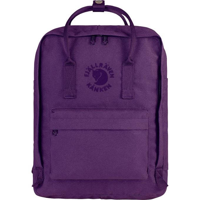 Fjällräven Re-Kånken Kånken bags purple Unisex