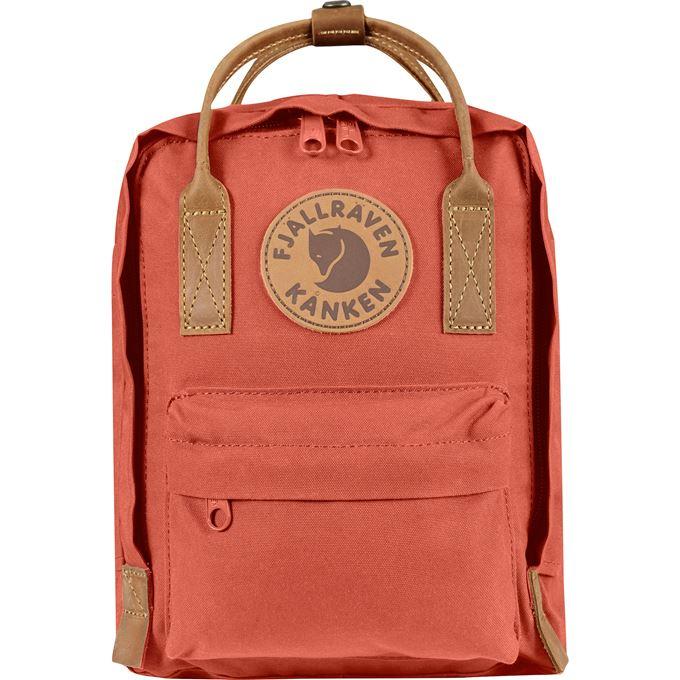 Fjällräven Kånken No. 2 Mini Kånken bags pink Unisex