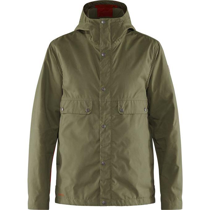 Fjällräven Samlaren Jacket 1D M Outdoor jackets Green Men's