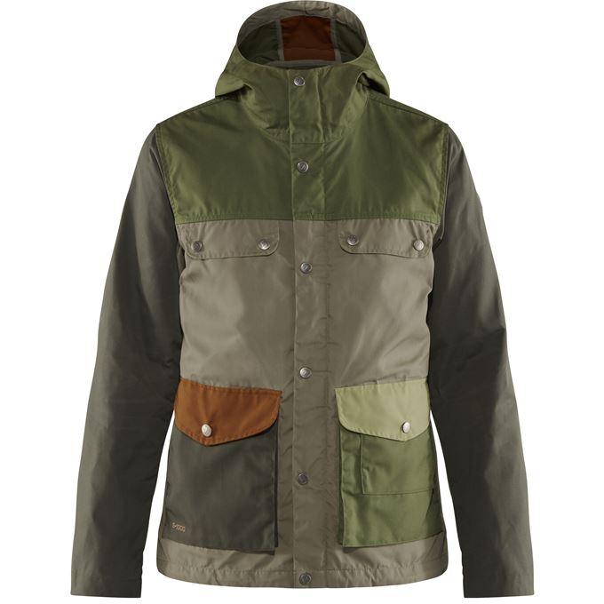 Fjällräven Samlaren Jacket 1C W Outdoor jackets Green Women's
