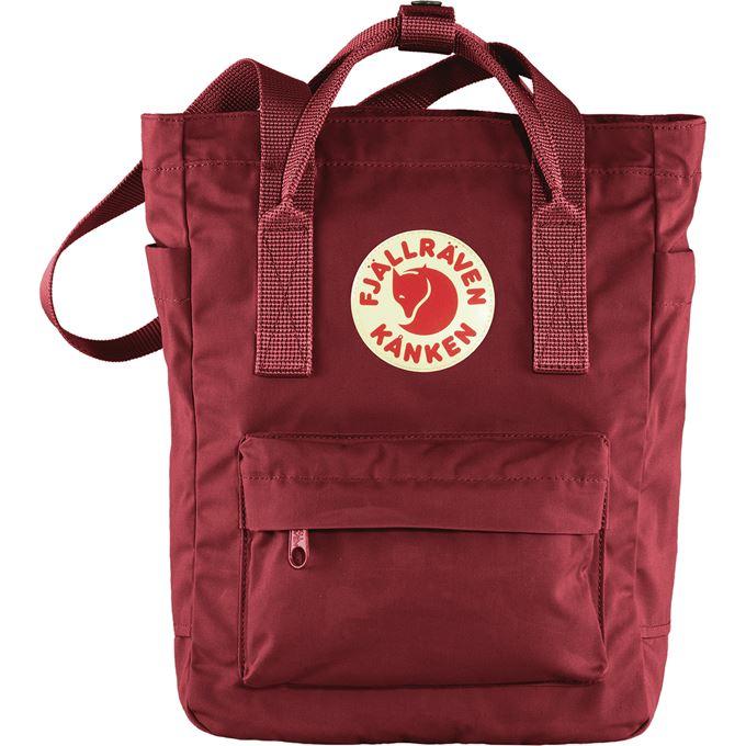 Fjällräven Kånken Totepack Mini Shoulder bags Burgundy, Red Unisex