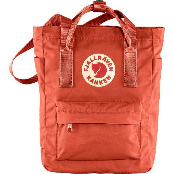 Fjällräven Kånken Totepack Mini Shoulder bags Orange, Red Unisex