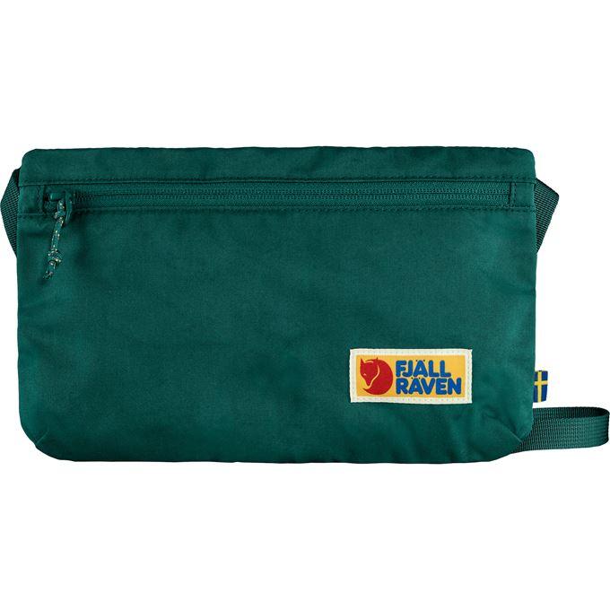 Fjällräven Vardag Pocket Travel accessories Dark green, Green Unisex