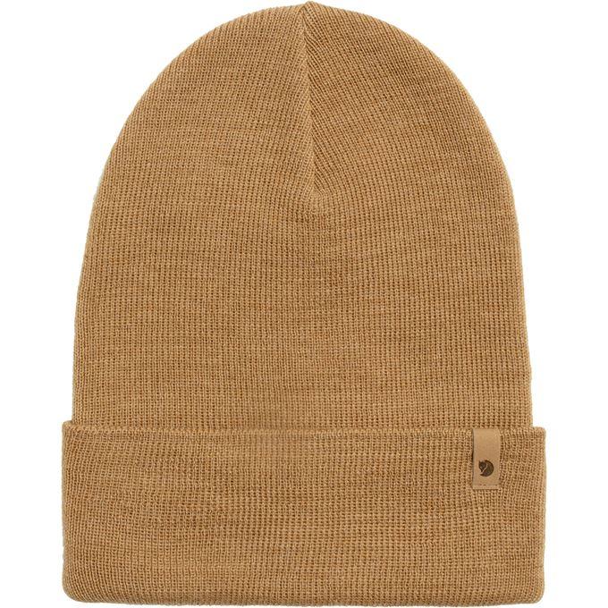 Fjällräven Classic Knit Hat Caps, hats & beanies Brown Unisex
