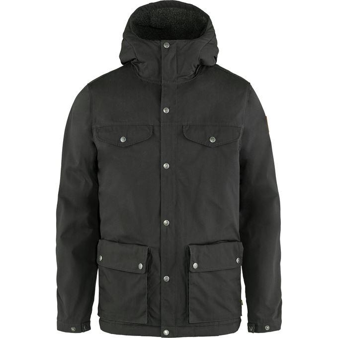 Fjällräven Greenland Winter Jacket M Outdoor jackets Grey Men's