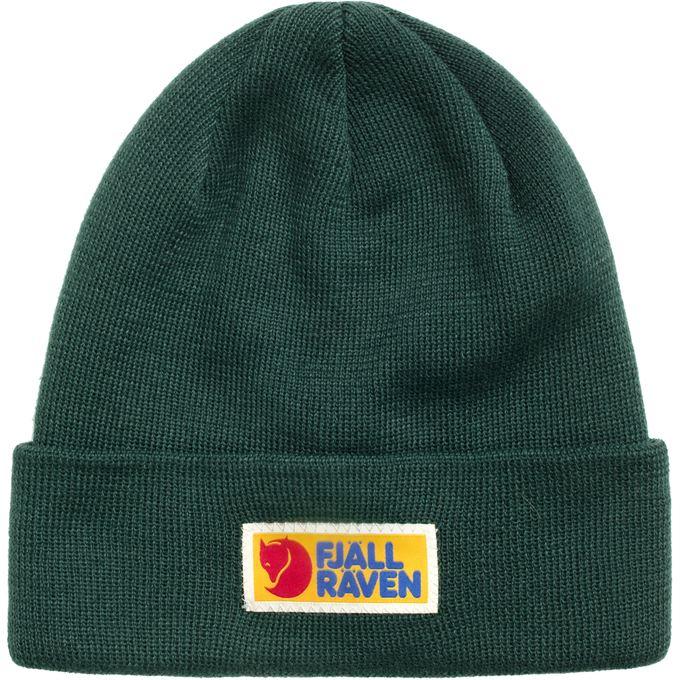 Fjällräven Vardag Classic Beanie Caps, hats & beanies Dark green, Green Unisex