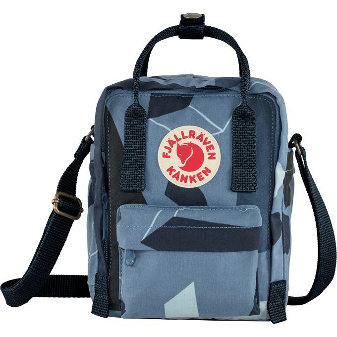 Fjällräven Kånken Art Sling Shoulder bags Blue Unisex