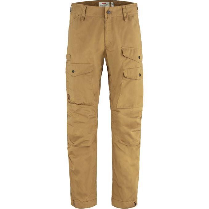 Fjällräven Vidda Pro Ventilated Trs M Reg Trekking trousers Brown Men's