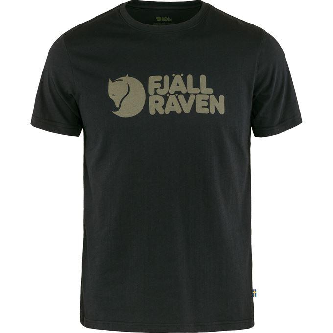 Fjällräven Fjällräven Logo T-shirt M T-shirts & tank tops Black Men's