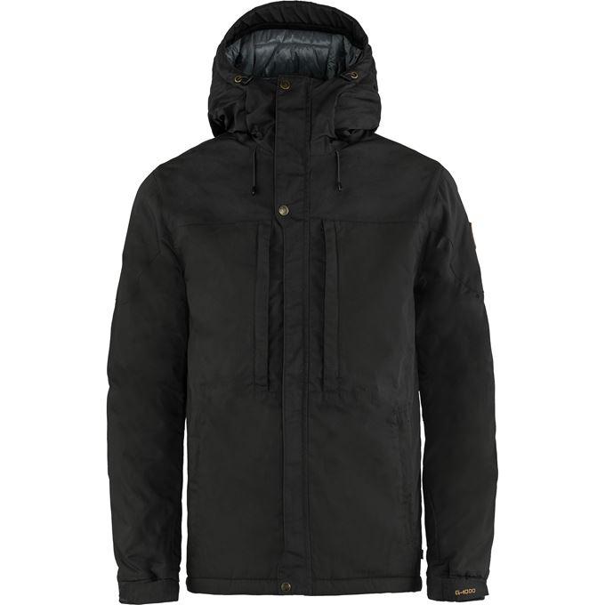 Fjällräven Skogsö Padded Jacket M Outdoor jackets Grey Men's