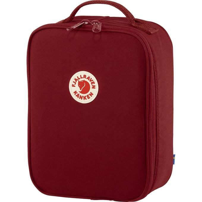 Fjällräven Kånken Mini Cooler Travel accessories burgundy, red Unisex