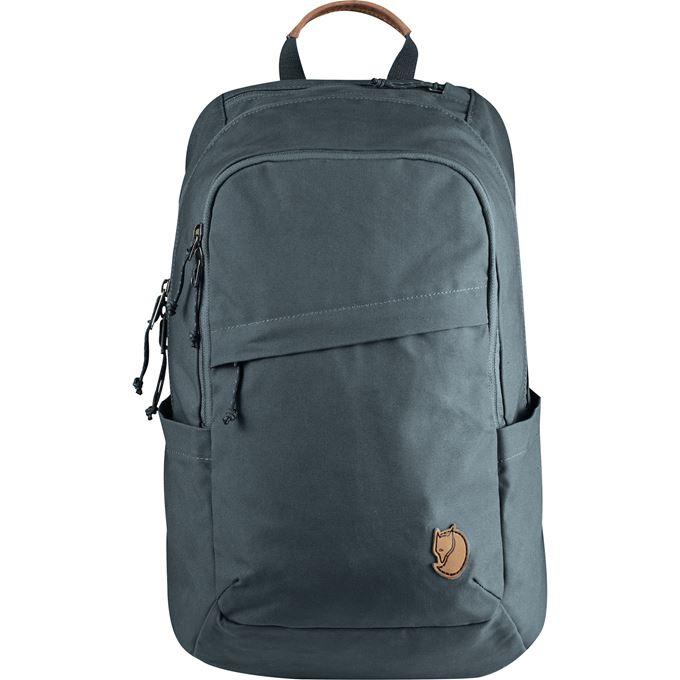 Fjällräven Räven 20 Daypacks grey, blue Unisex