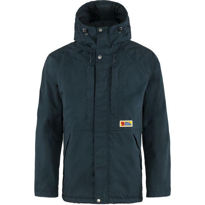 Fjällräven Vardag Lite Padded Jacket M Blue Men's