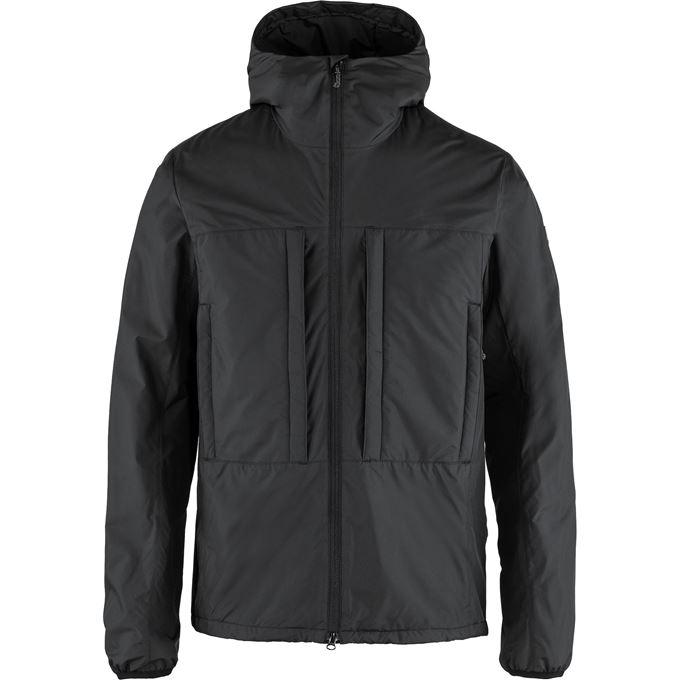Fjällräven Keb Wool Padded Jacket M Trekking jackets Black Men's