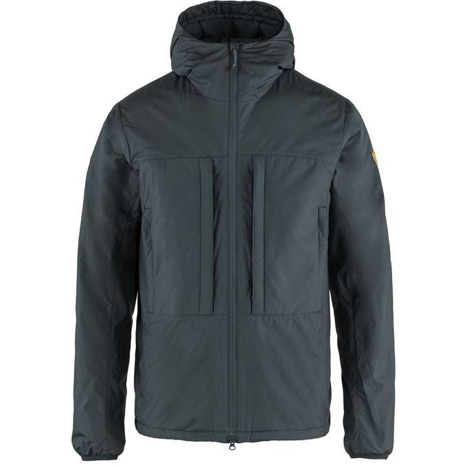 Fjällräven Keb Wool Padded Jacket M Trekking jackets Blue Men's