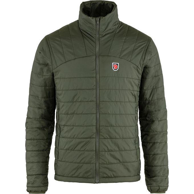 Fjällräven Expedition X-Lätt Jacket M Outdoor jackets Dark green, Green Men's