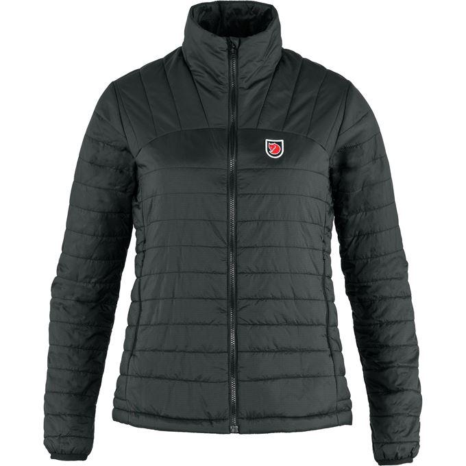 Fjällräven Expedition X-Lätt Jacket W Outdoor jackets Black Women's