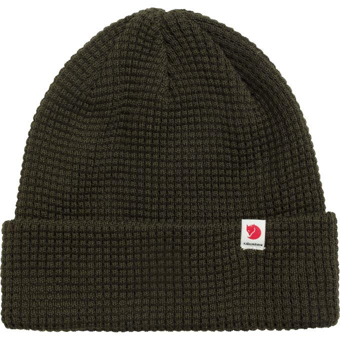 Fjällräven Fjällräven Tab Hat Caps, hats & beanies Dark green, Green Unisex