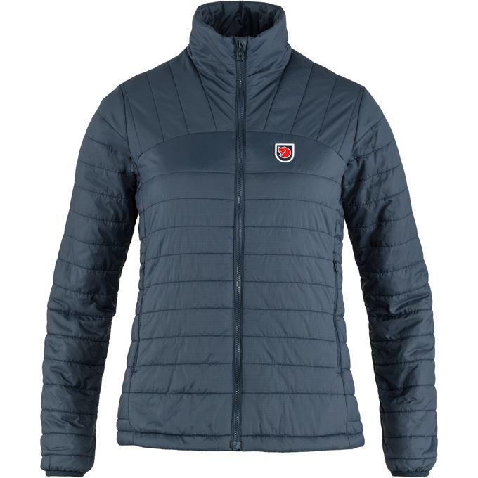 Fjällräven Expedition X-Lätt Jacket W Outdoor jackets Blue Women's