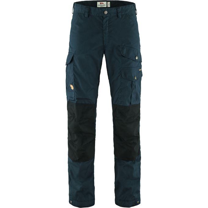 Fjällräven Vidda Pro Trousers M Reg Trekking trousers Black, Blue, Black, Blue Men's