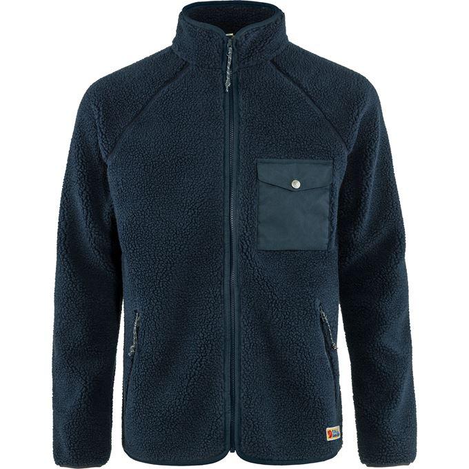 Fjällräven Vardag Pile Fleece M Fleeces Blue Men's