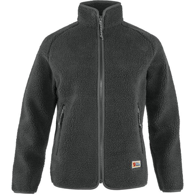 Fjällräven Vardag Pile Fleece W Fleeces Grey Women's